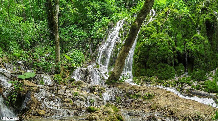 Aubin Waterfall 1