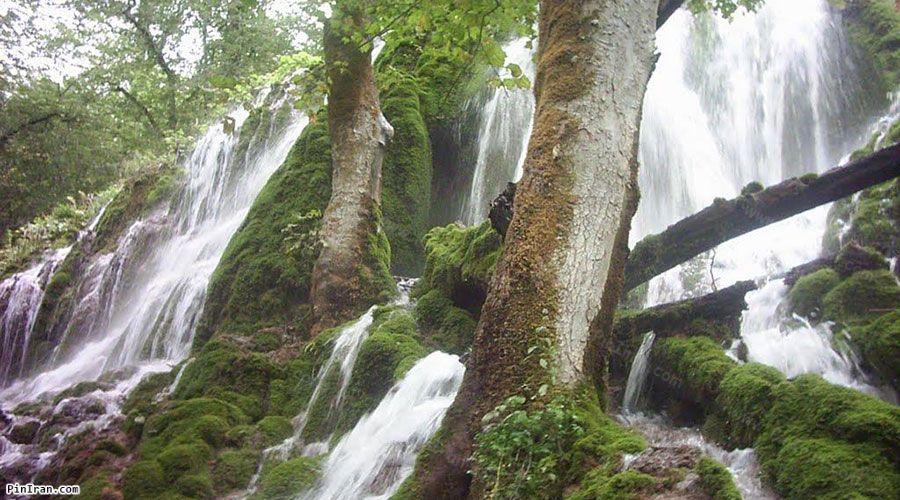 Aubin Waterfall 2