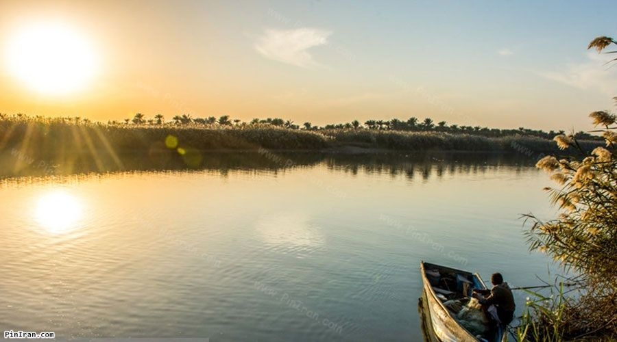 Bahmanshir River 1