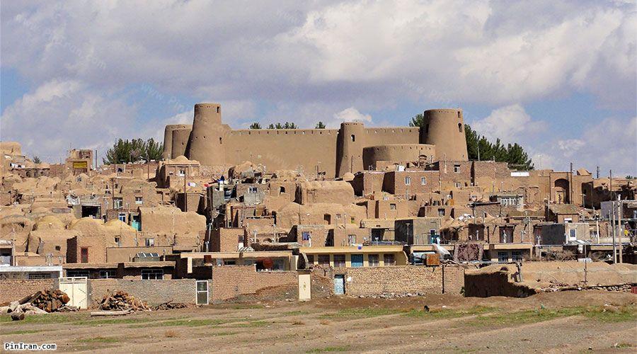 Birjand Castle 1