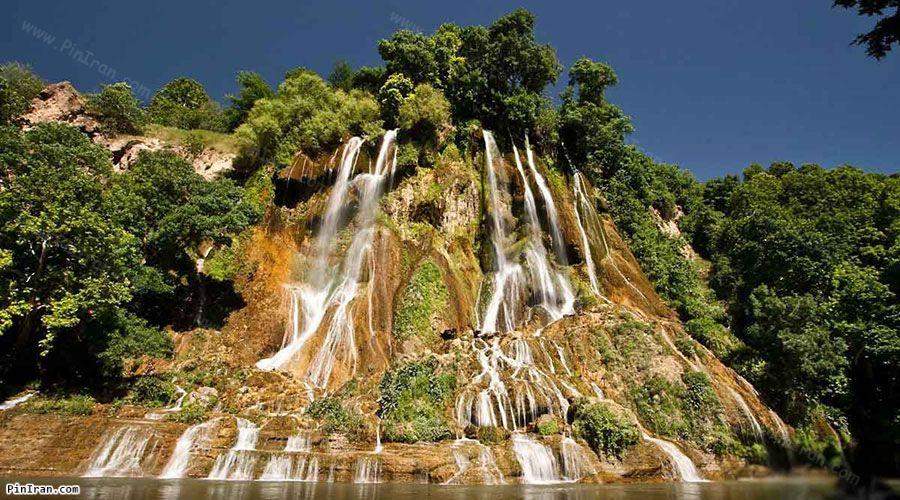 Bisheh Waterfall 1