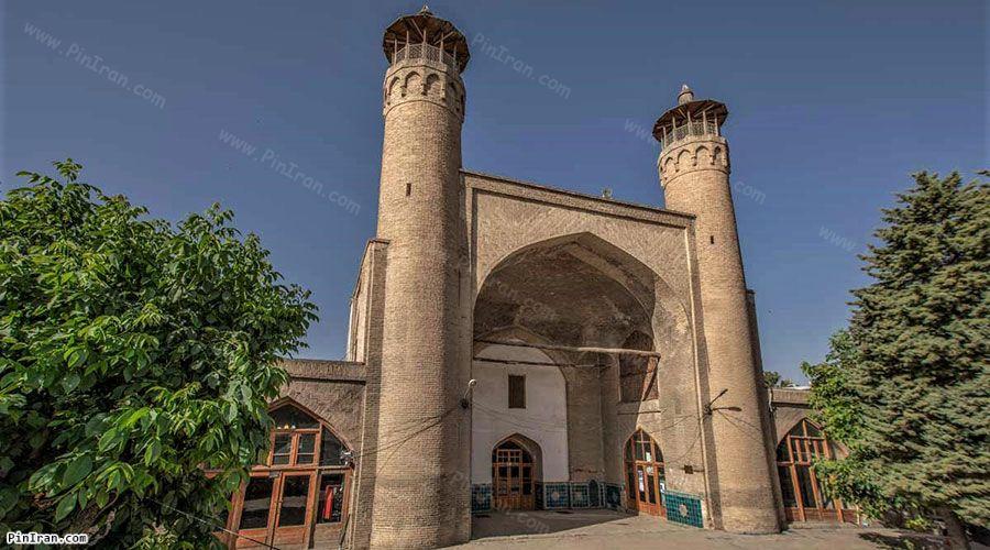 Borujerd Jameh Mosque 1