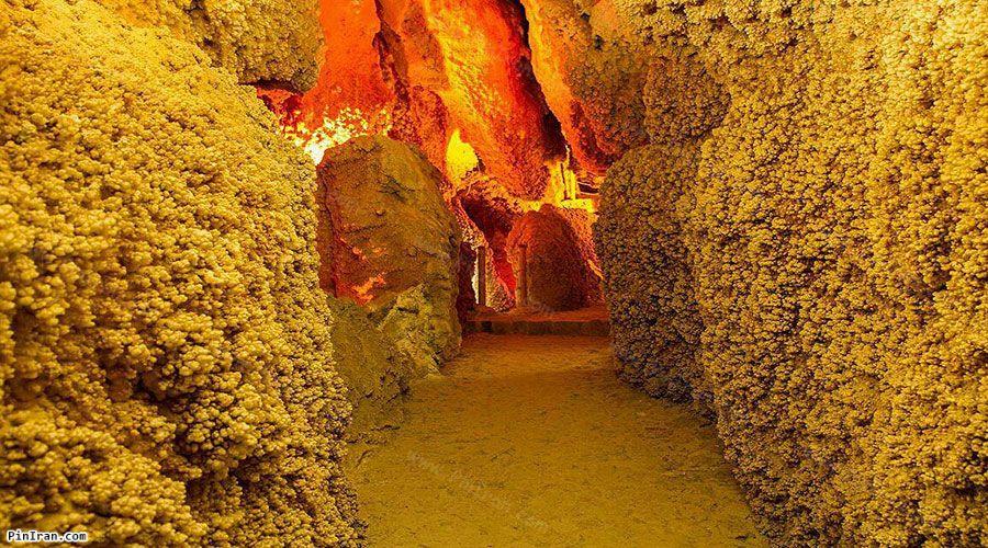 Chal Nakhjir Cave 1