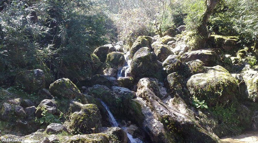 Chalandar Waterfall 1
