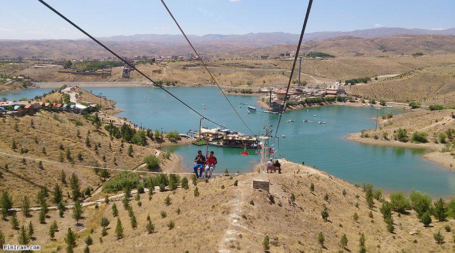Chalidarreh Dam 1