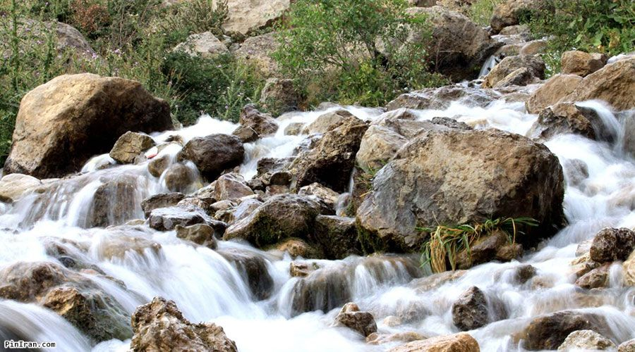 Cheshmeh Mishi river
