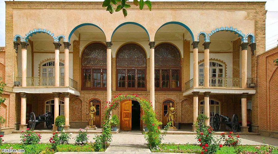 Constitution House Tabriz 1