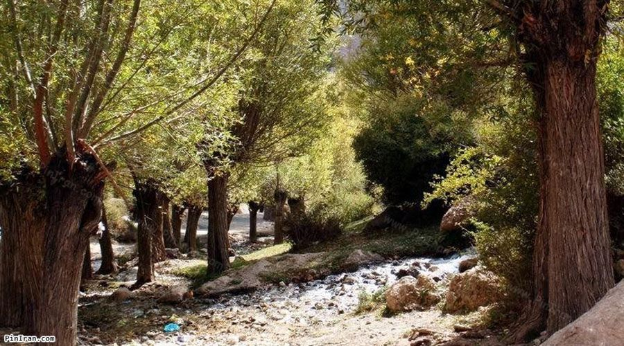 Damghan Cheshmeh Qol Qol 1