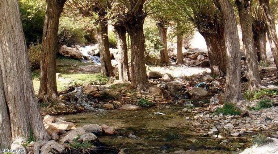 Damghan Cheshmeh Qol Qol 2
