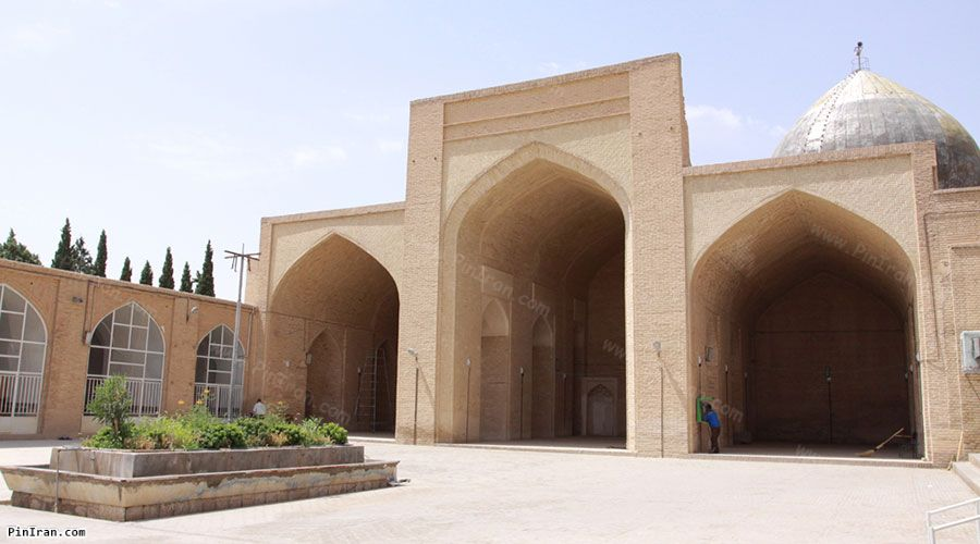 Damghan Jameh Mosque 1