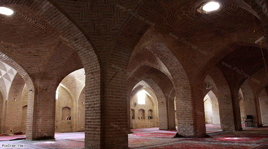 Damghan Jameh Mosque 2