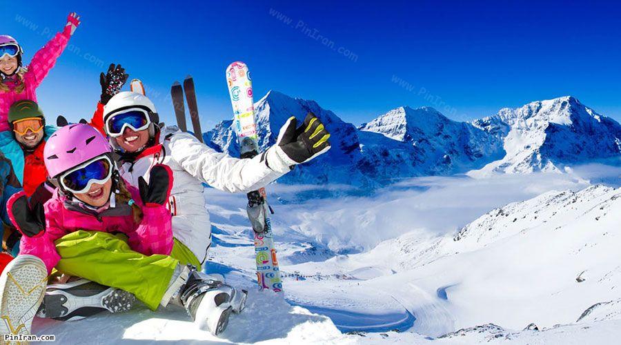 Dizin Ski Resort 1