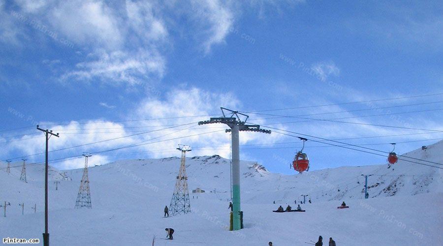 Dizin Ski Resort 2