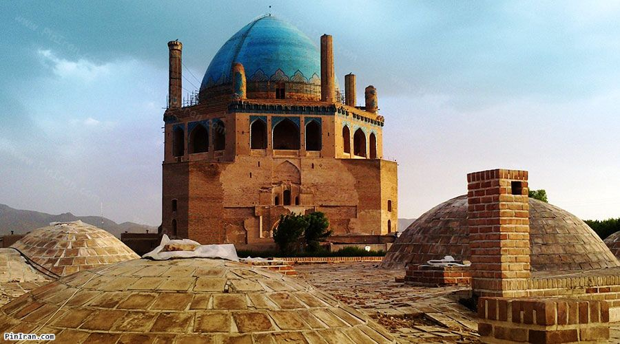 Dome Soltaniyeh 1