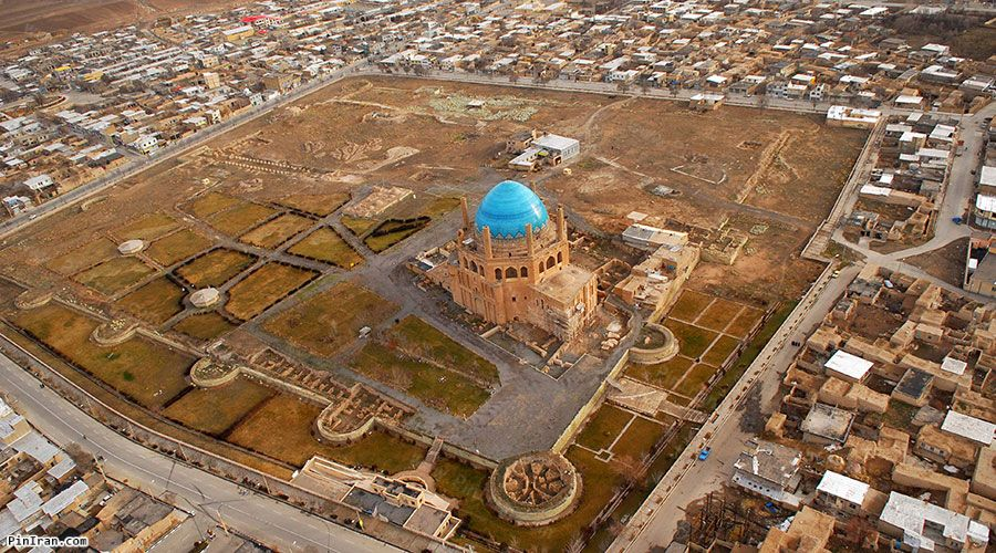 Dome Soltaniyeh 3