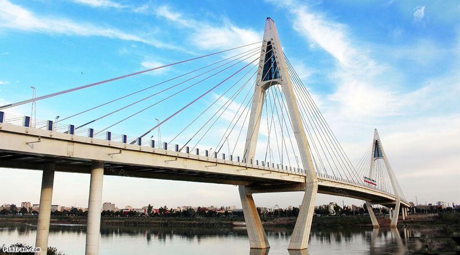 Eighth Bridge Ahvaz 1