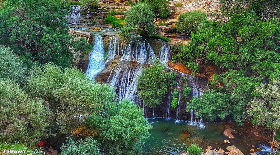 Gerit Waterfall 1
