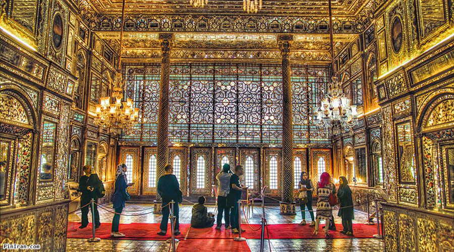 Golestan Palace 3