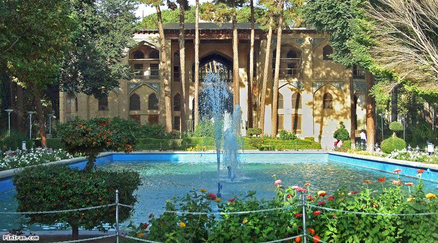 Hasht Behesht Palace 2