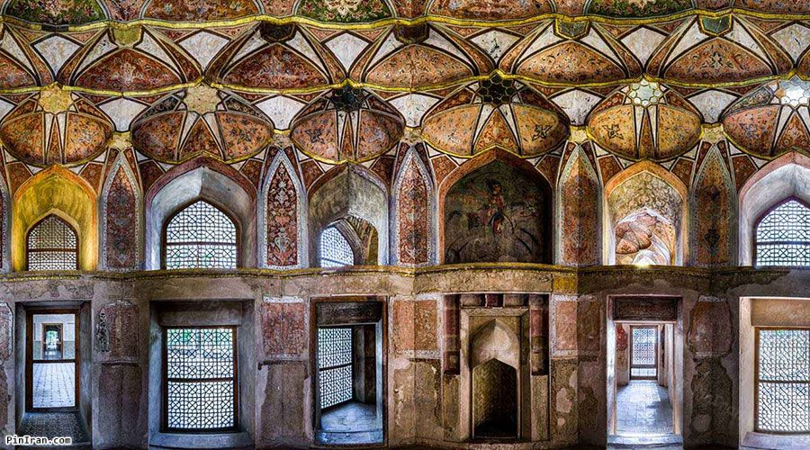 Hasht Behesht Palace 4