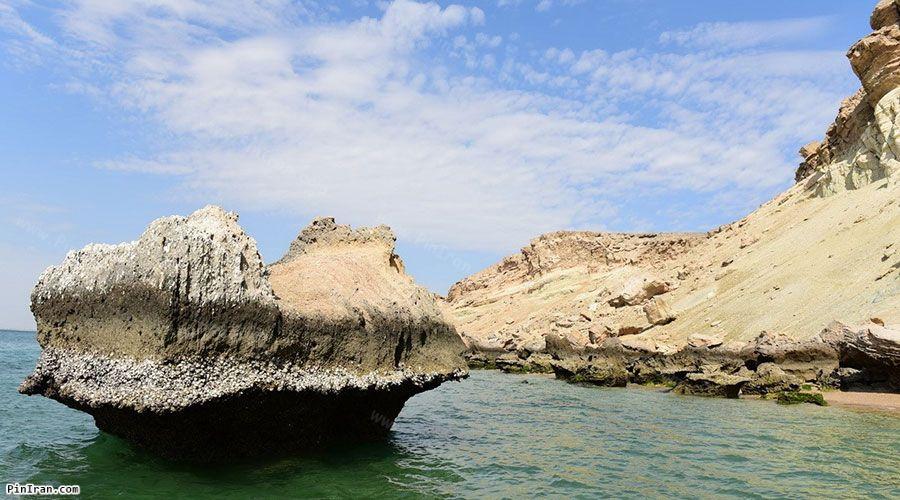Hengam Island 1