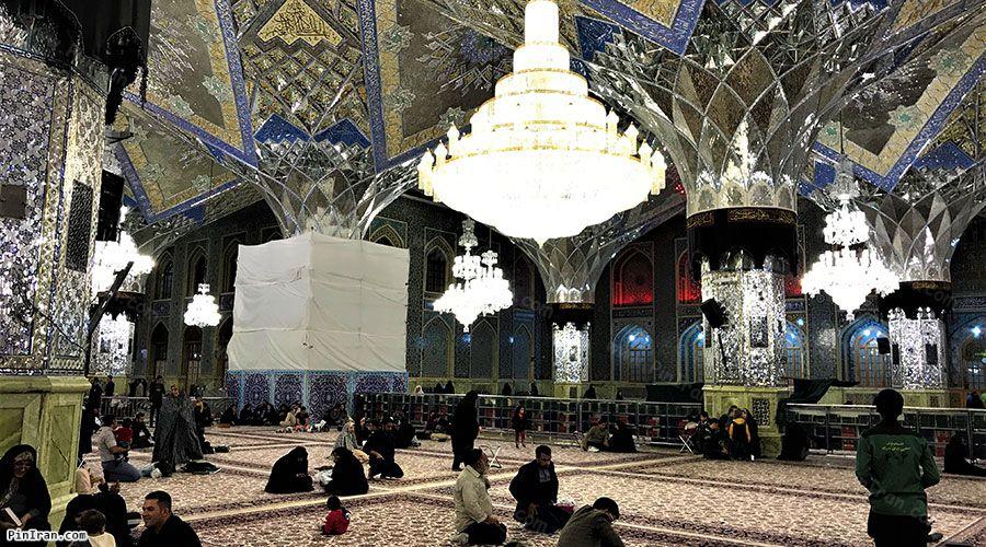 Imam Reza Shrine 4