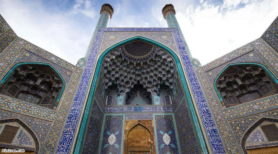 Isfahan Jame Mosque 2