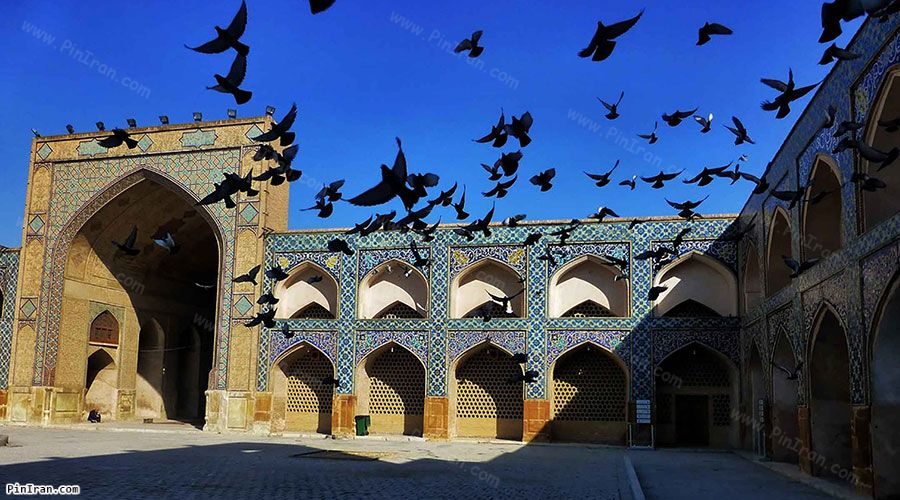 Isfahan Shah Mosque 3