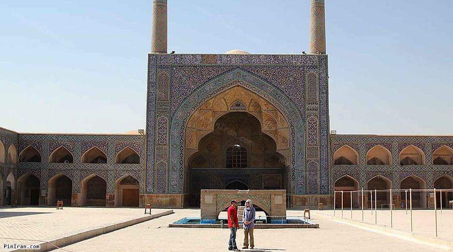 Isfahan Shah Mosque 4
