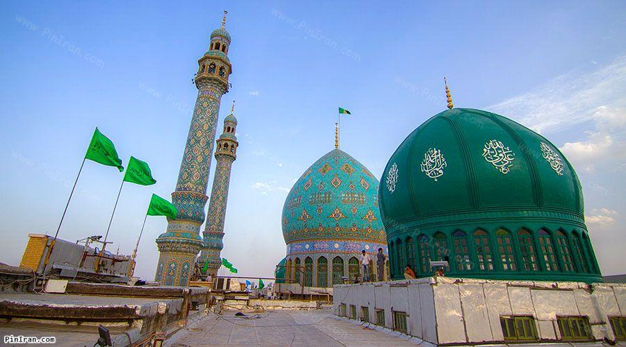 Jamkaran Mosque 2