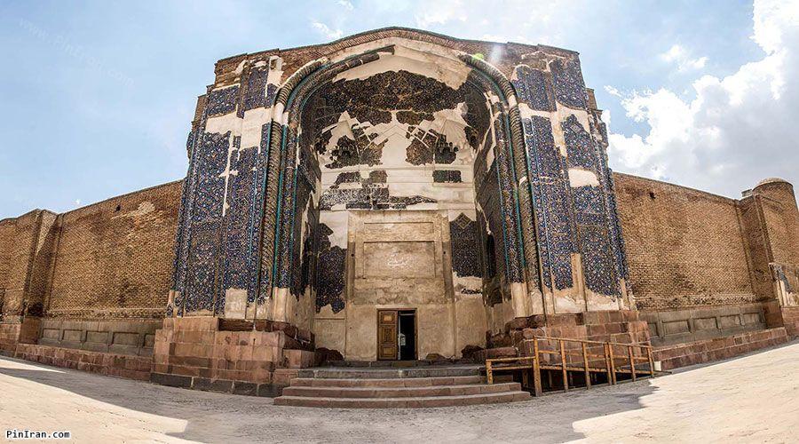 Kabood Mosque 1