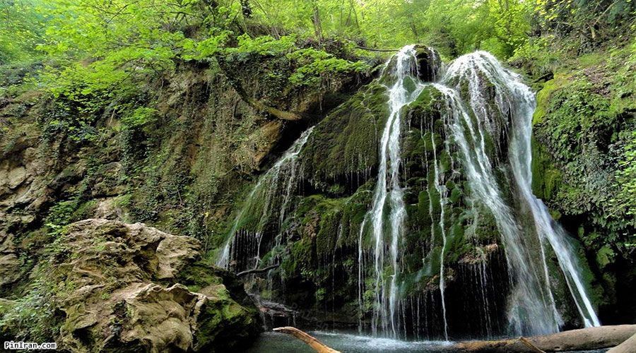 Kaboudval Waterfall 1