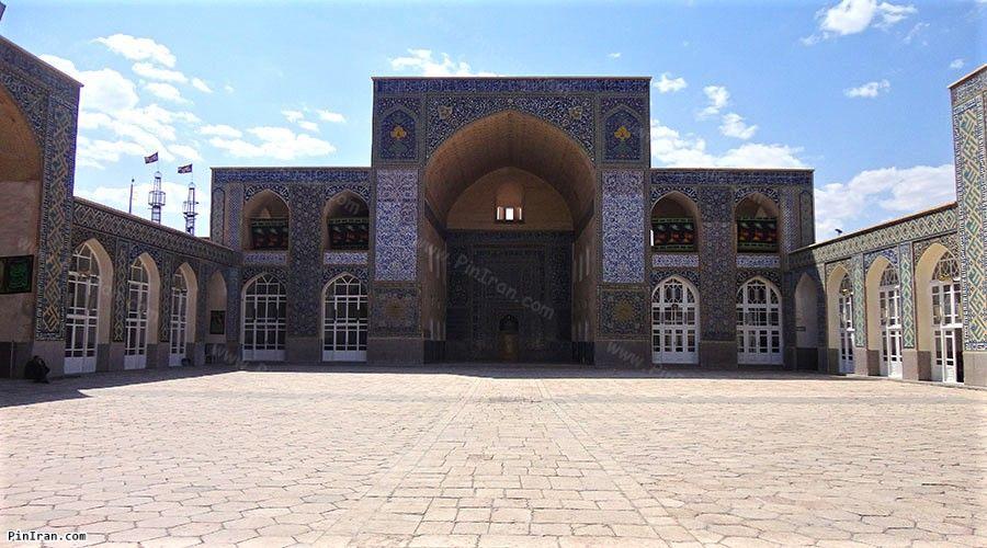 Kerman Jame Mosque 1