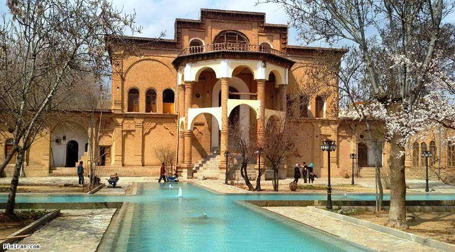 Khosro Abad Mansion 1