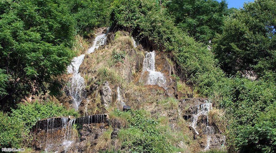 Lahijan Waterfall 1