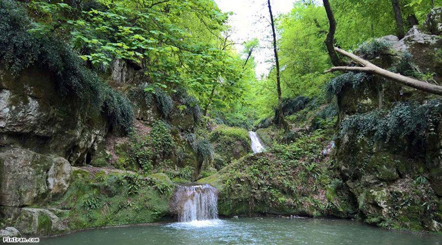 Lowe Waterfall 1
