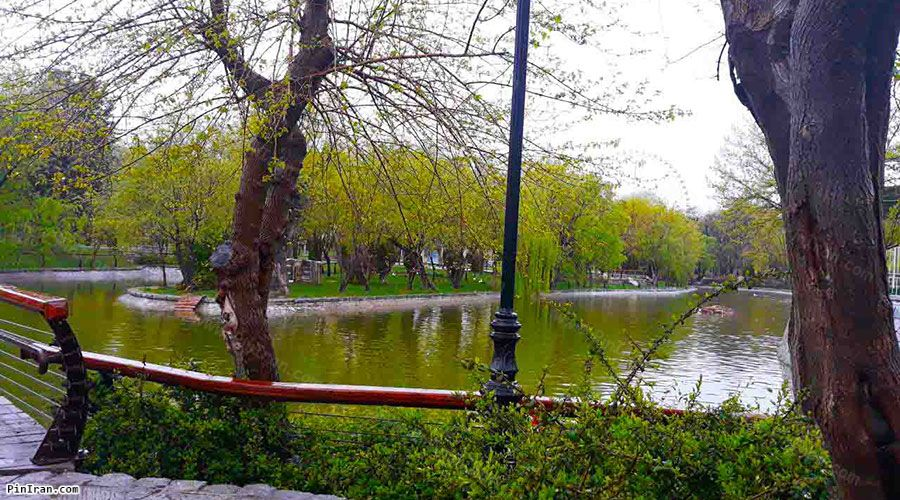 Mashhad Mellat Park 1