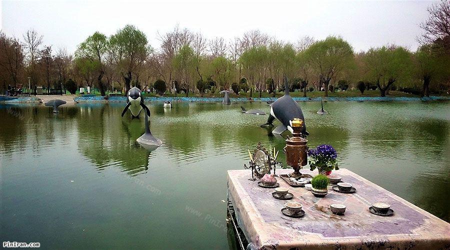 Mashhad Mellat Park 2