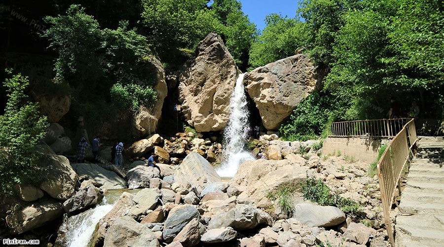 Masouleh Waterfall 2