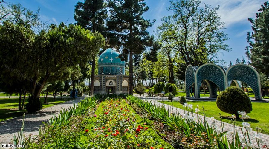 Mausoleum Of Attar 1