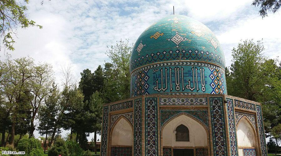 Mausoleum Of Attar 2