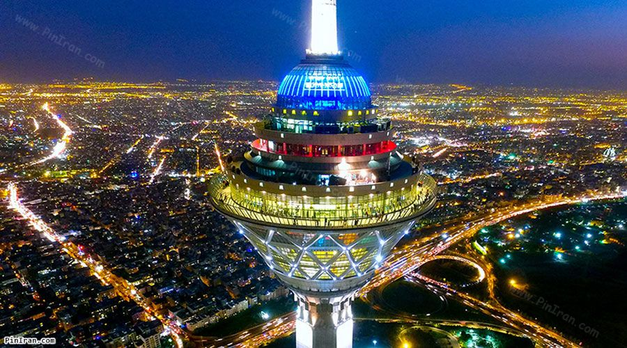 Milad Tower 3