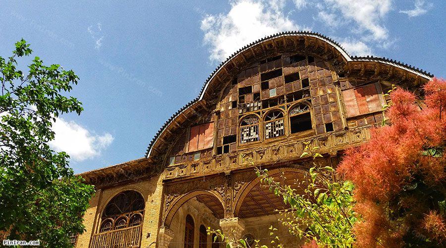 Moshir Divan Mansion 2