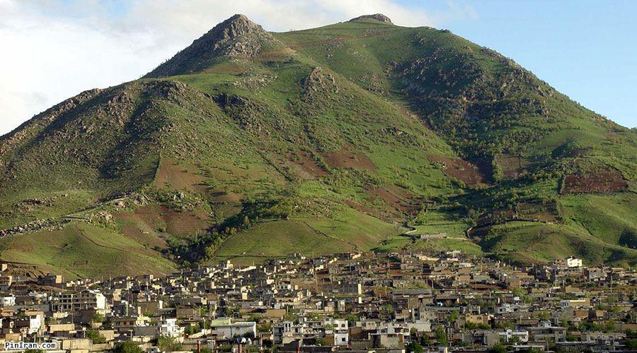 Mount Arbaba 1