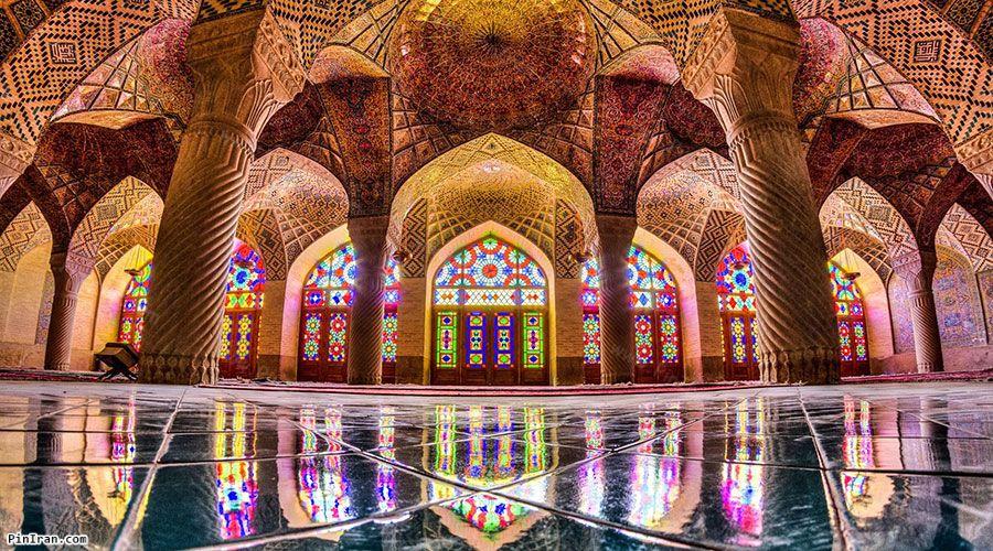 Nasir Molk Mosque 1