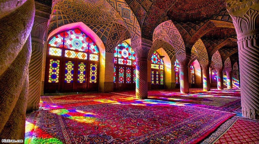 Nasir Molk Mosque 2