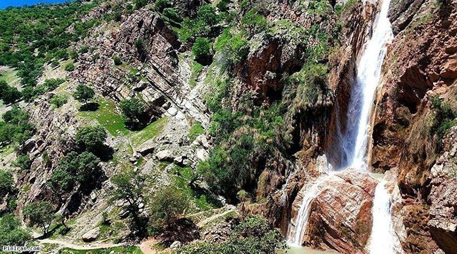 Nozhian Waterfall 1