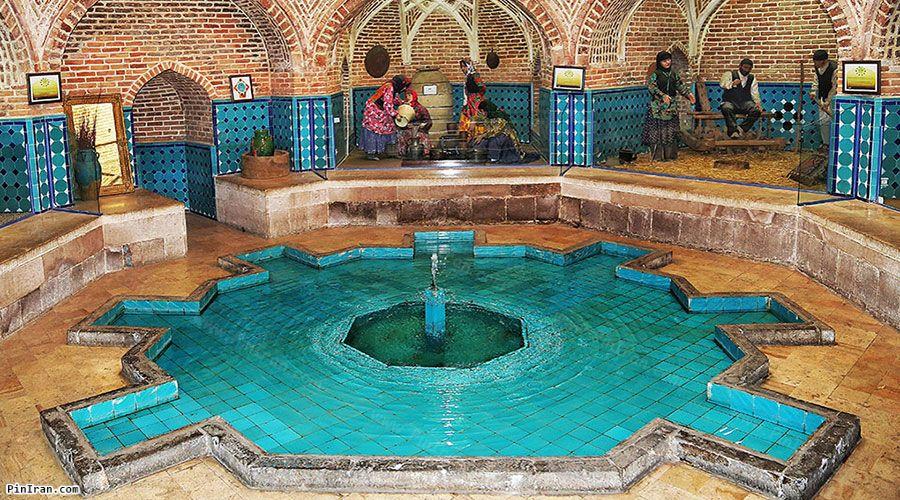 Qajar Bathhouse 1