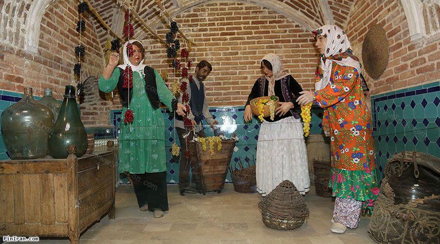 Qajar Bathhouse 3