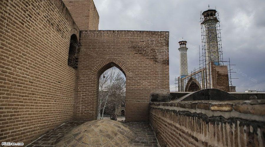 Qazvin Jameh Mosque 2